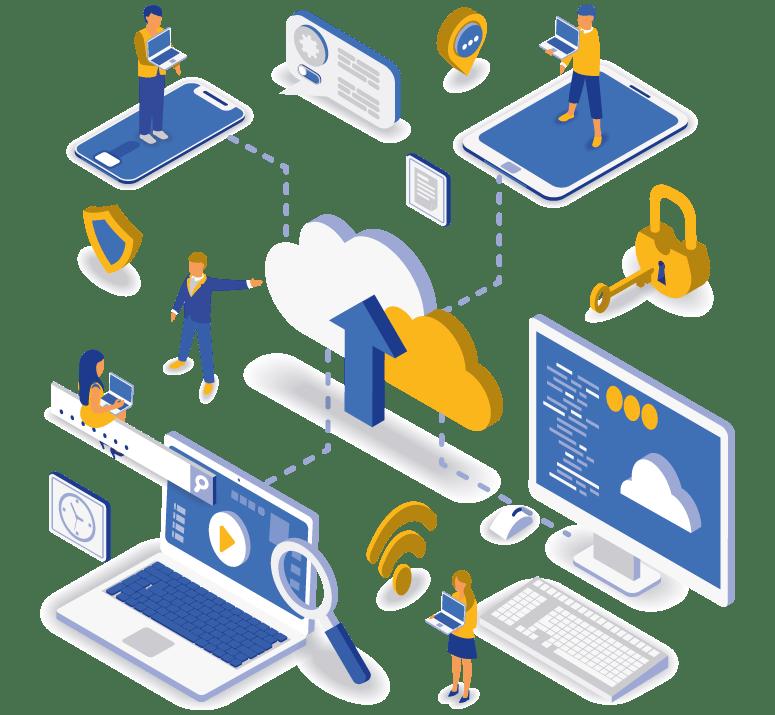 Cloud Hero Banner - Dash Technologies