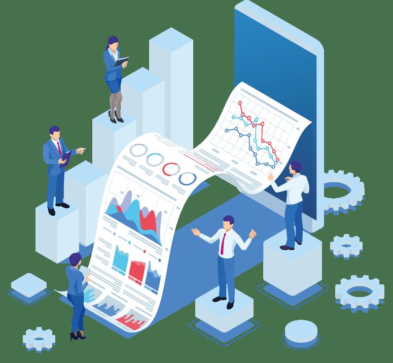Data Analytics Hero Banner - Dash Technologies