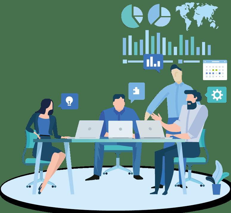 Digital Marketing Hero Banner - Dash Technologies
