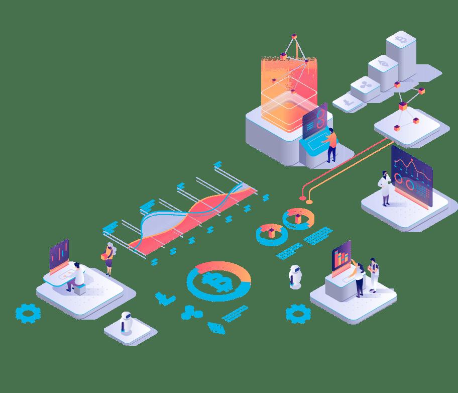 Blockchain based Lending & Smart Contract Management for BFSI