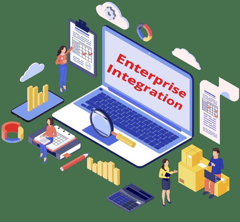 Enterprise Integration Hero Banner