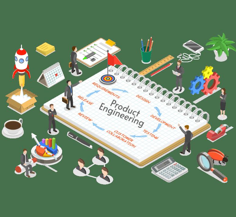 Product Engineering Hero Banner