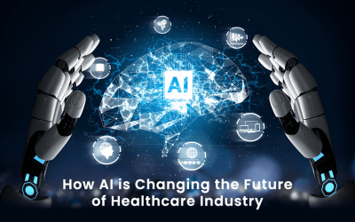 How AI is Changing the Future of Healthcare Industry